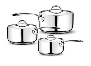 Saucepan set 3 pc